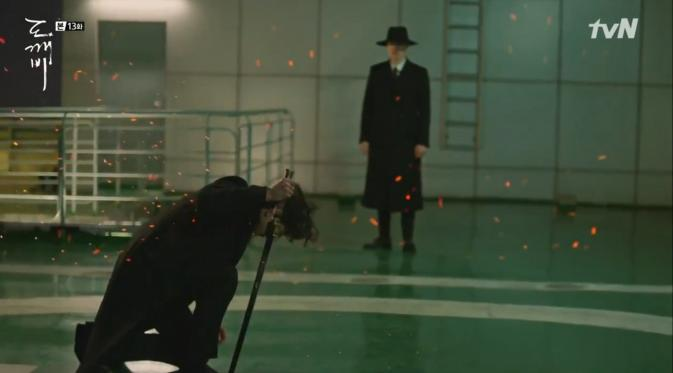 'Goblin'-Episode-14-Kembalikan-Gong-Yoo-Jadi-Jendral-Goryeo