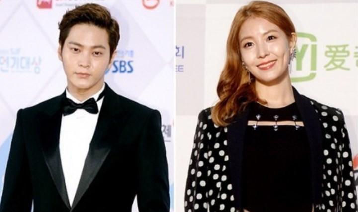Aktor-Joo-Won-dan-BoA-Resmi-Berkencan