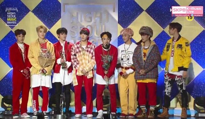 Black-Pink-NCT-I.O.I-Menangkan-Piala-Bonsang-'Seoul-Music-Awards-2017'.