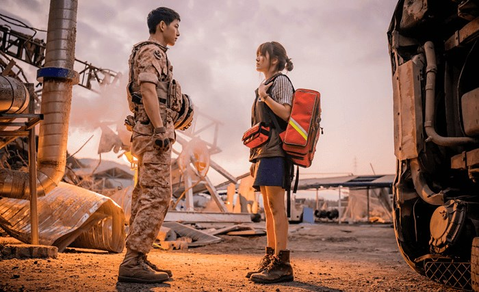Isi-Liburan-Imlek-KBS-Putar-Ulang-16-Episode-'Descendants-of-the-Sun'-Sehari-Penuh.