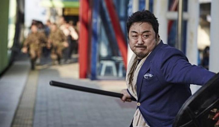 Lee-Dong-Wook-Kelewat Keren,Ma Dong-Seok-Lebih-Cocok-Jadi-Malaikat-Maut-Di-Drama-'Goblin'