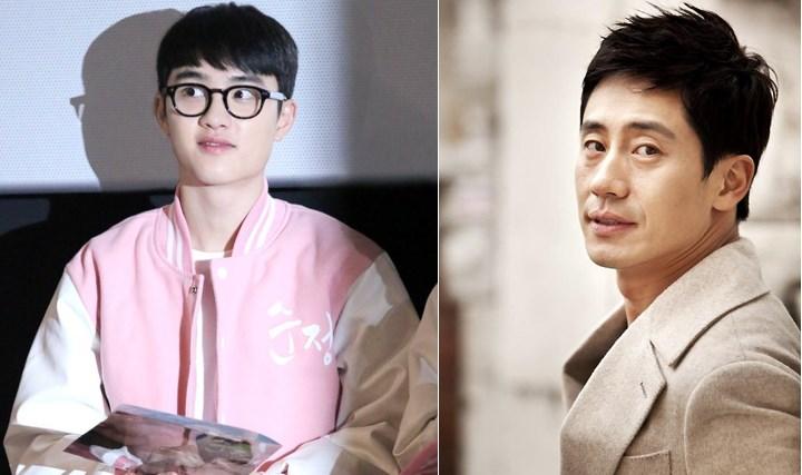 Siap-Syuting-D.O-EXO-dan-Aktor-Senior-Shin-Ha-Kyun-Ambil-Peran-Di-Film-'Room-Number-7'
