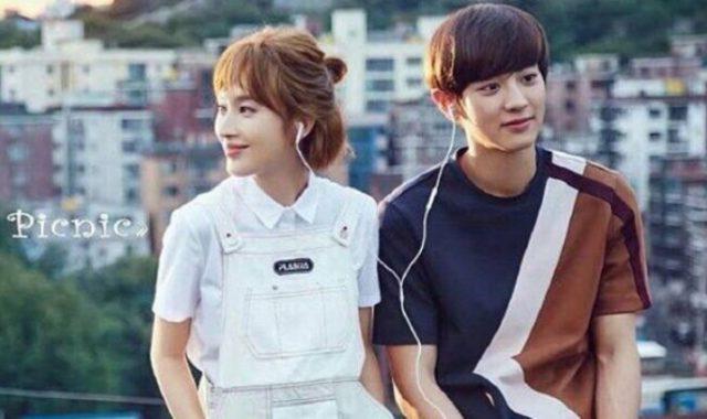 Syuting-Film-'Picnic'-Chanyeol-EXO-Kasih-Adegan-Ciuman-Lagi.