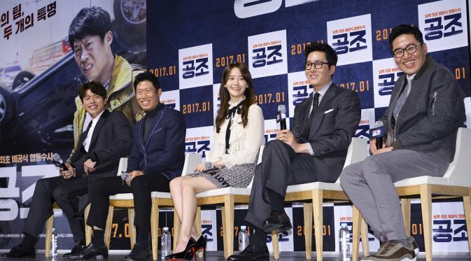 Yoona-SNSD-Bintangi-Film-'Confidential-Assigment'-Pengalaman-Pertama-Banyak-Pelajaran