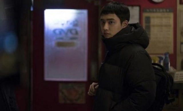 Akhrinya...D.O-EXO-Selesaikan-Syuting-Film-'Room-Number-7'