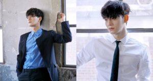 Chen-EXO-Makin-Tampan-Dengan-Fashion-Jas-di-Pemotretan-Majalah-'Singles'
