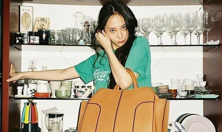 Krystal-Jung-Jadi-Model-Pertama-Asia-Untuk-Brand-TOD'S