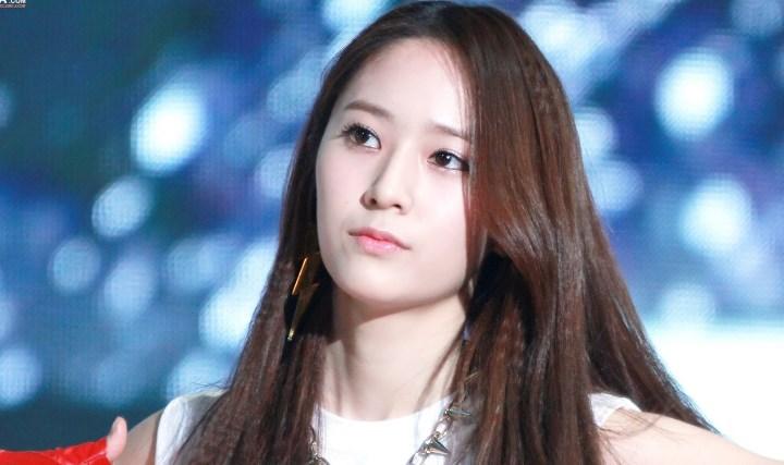 Krystal-f(x)-Tampil-Perfect-Jadi-Artis-SM-Entertainment-Kai-EXO-Dibilang-Beruntung
