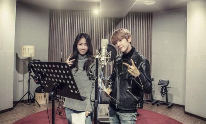 Lagu-'Rain'-All-Kill-Baekhyun-EXO-dan-Soyou-SISTAR-Unggah-Video-Ucapan-Terimakasih