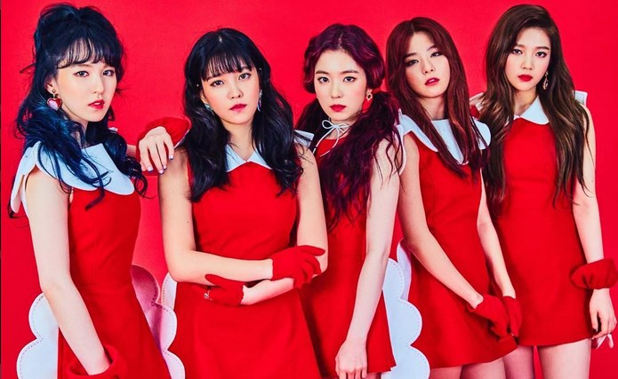 MV-'Rookie'-Red-Velvet-Kantongi-1-Juta-Viewer-Usai -8-Jam-Dirilis