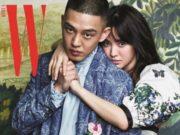Move-On-Dari-Song-Joong-Ki -Song-Hye-Kyo-Peluk-Yoo-Ah-In-Di-Majalah-'W'.
