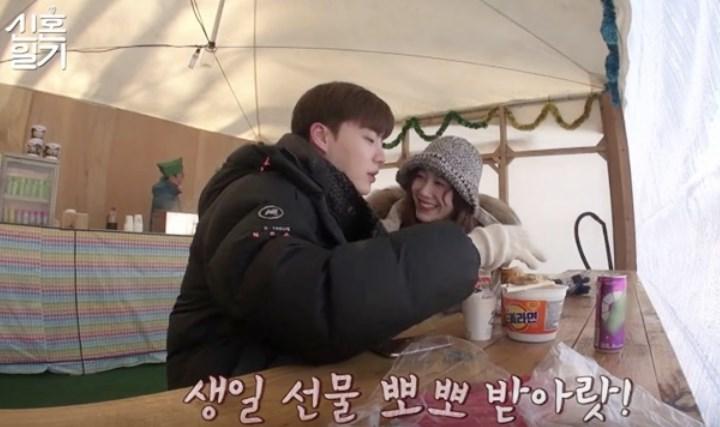 Semakin-Seru-'Honeymoon-Diary'-Tampilkan-Kekocakan-Ahn-Jae-Hyun-Goo-Hye-Sun-Adu-Gombalan