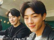 Sering-Disebut-Kembar-Akrabnya-Nam-Jo-Hyuk-dan-Ji-Soo-Buat-Video-Gila-di-Instagram.