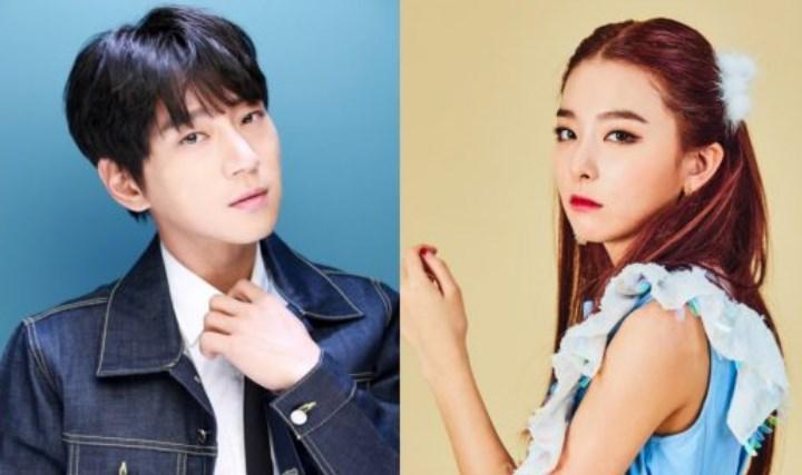 Seulgi-Red-Velvet-Digandeng-Penyanyi-Hwang-Chi-Yeol-Rilis-Lagu-Kolaborasi-'Fall-in-Girl'