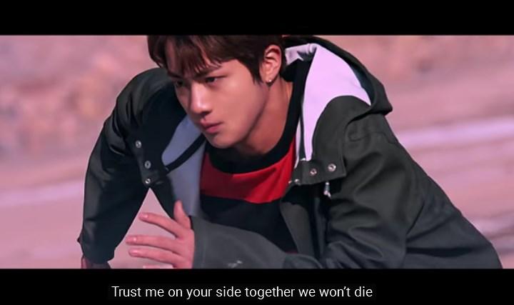 Jin-BTS-Hanya-Muncul-2-Detik-di-MV-'Not-Today'-Big-Hit-Entertainment-Diprotes-Habis-Habisan