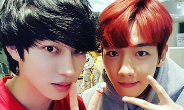Rayakan-White-Day-Baekhyun-EXO-dan-Heechul-Super-Junior-Kangen-Kangenan-Di-Sosmed.