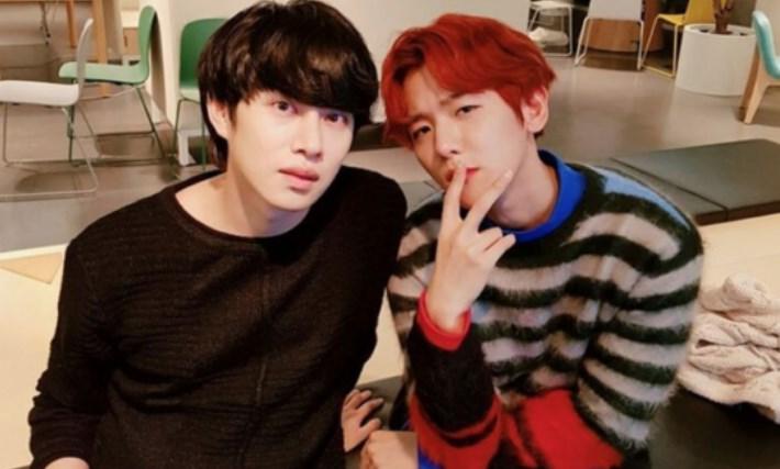 Rayakan-White-Day-Baekhyun-EXO-dan-Heechul-Super-Junior-Kangen-Kangenan-Di-Sosmed