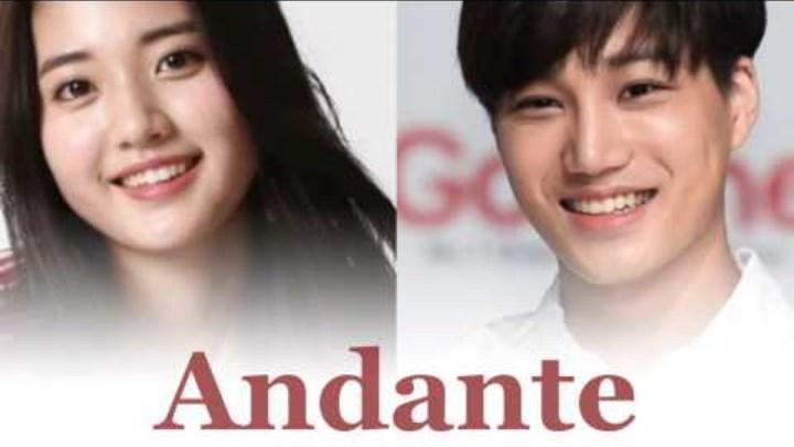 Trailer-Pertama-Drama-'Andante'-Kai-EXO-dan-Jung-Da-Bin-Menggoda-Para-Fans!