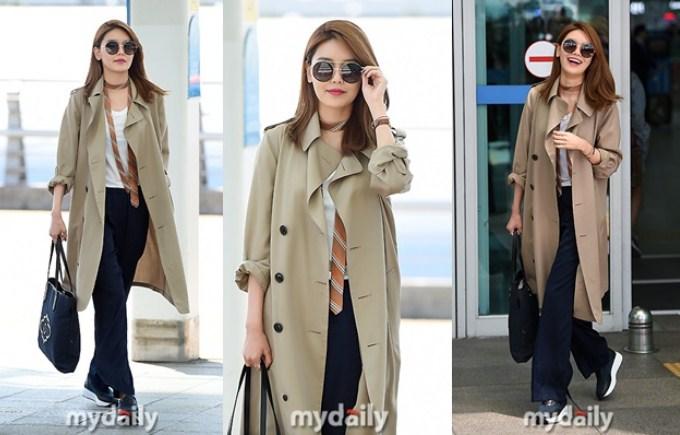 Berangkat-Ke-Bali,-Sooyoung-SNSD-Gunakan-Fashion-Super-Stylish