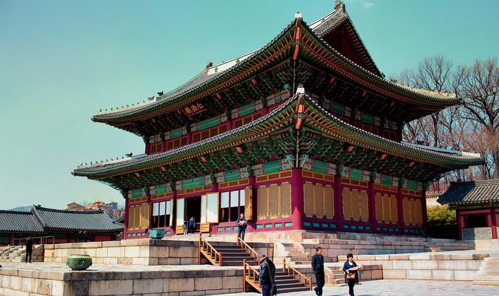 Daftar-Wisata-Menarik-Di-Kota Seoul-Istana-Changdeokgung