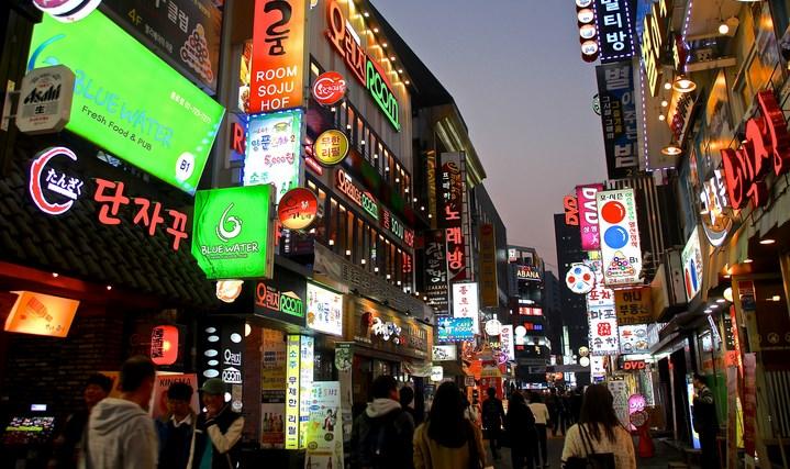 Daftar-Wisata-Menarik-Di-Kota Seoul-Myeongdong