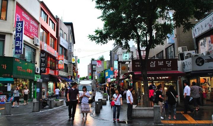 Daftar-Wisata-Menarik-Di-Kota Seoul-Seoul-Insandong