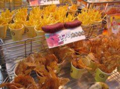 Jajanan-Pinggir-Jalan-Favorit-Masyarakat-Korea-Gurita-dan-Cumi-Kering