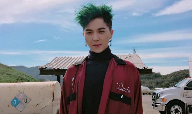 Jinyoung-GOT7-Absen,-Mino-Winner-Gantikan-Jadi-MC-'Inkigayo'