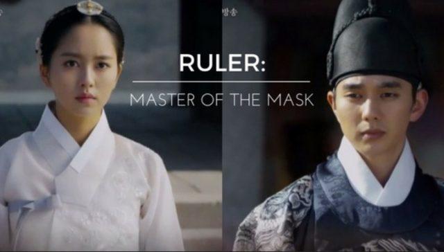 Syuting-Drama-'Ruler-Master-of-the-Mask',-Yoo-Seung-Ho-dan-Kim-So-Hyun-Jalin-Kedekatan-Di-Balik-Layar