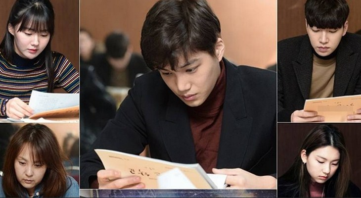 Teaser-Terbaru-Drama-'Andante',-Kai-EXO-Nyatakan-Cinta-Ke-Lawan-Mainnya