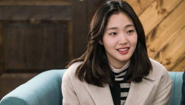Dapat-Kejutan-Di-Fanmeeting,-Kim-Go-Eun-Kedatangan-Suho-EXO-dan-Park-Bo-Gum