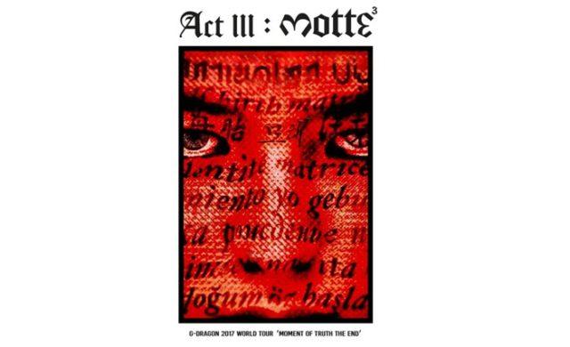 G-Dragon-Big-Bang-Akan-Gelar-Konser-Solo-'ACT-III,-M.O.T.T.E'-Di-Jakarta