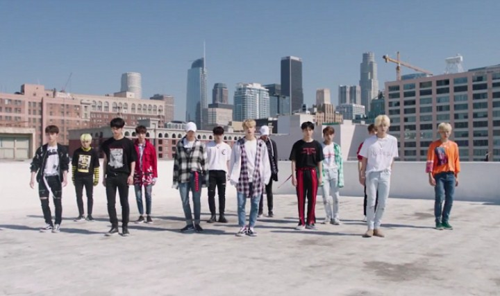 Seventeen-Jadi-Trending-Topic-Situs-Musik-Korea-Sebelum-Resmi-Comeback.