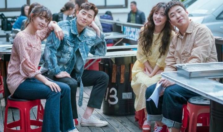 Teaser-'Fight-My-Way'-Tunjukkan-Kekocakan-Park-Seo-Joon-dan-Kim-Ji-Won-Sebagai-Sahabat