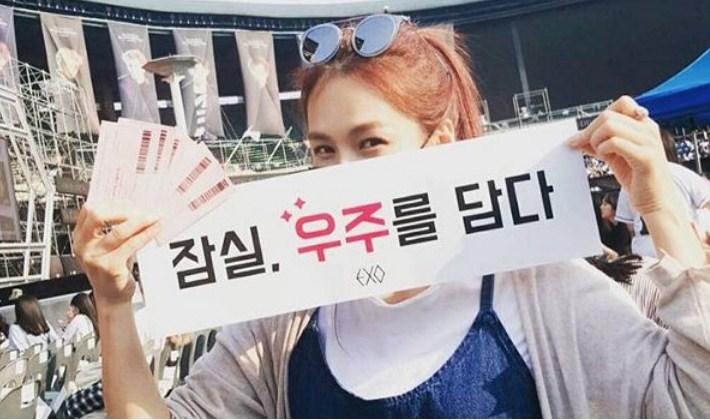 Bukan-Jung-Chaeyeon-Eks-I.O.I,-Tapi-Lee-Chaeyeon-Yang-Kena-Kritik-Di-Konser-Encore-EXO .