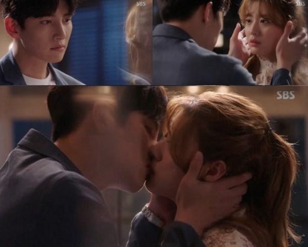 Ciuman-Ji-Chang-Wook-dan-Nam-Ji-Hyun-Di-'Suspicious-Partner'-Bikin-Heboh-Penonton.