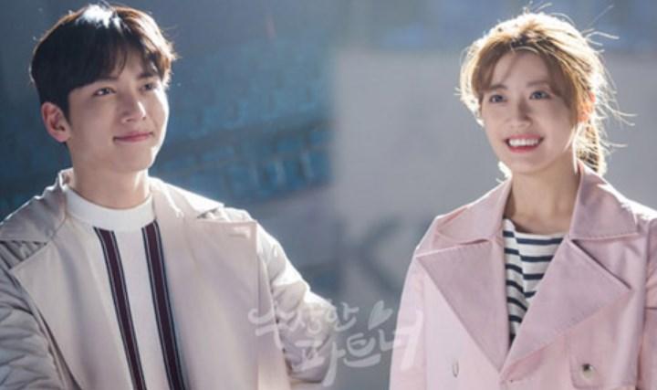 Ciuman-Ji-Chang-Wook-dan-Nam-Ji-Hyun-Di-'Suspicious-Partner'-Bikin-Heboh-Penonton