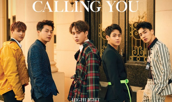 Comeback-Kedua-Dengan-Single-'Calling-You',-Highlight-Sabet-Trofi-Perdana-Di-'M!Contdown'.