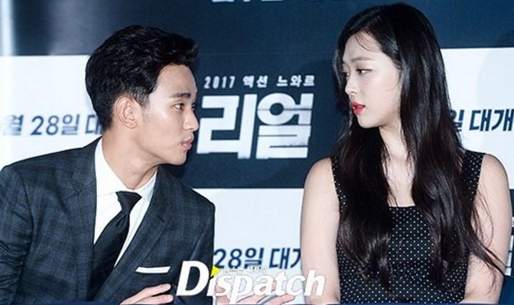 Tayang Tanpa Sensor, Adegan Ranjang Kim Soo Hyun dan Sulli di Film