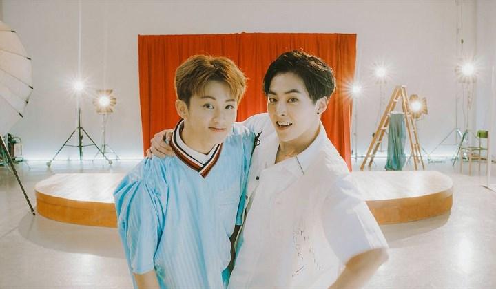 Xiumin-EXO-dan-Mark-NCT-Berkolaborasi-Dalam-STATION-Season-2-Dengan-Lagu-'Young-&-Free'