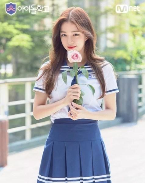 Daftar-41-Peserta-Program-Survival-'Idol-School'-Mnet-Lee-Chae-Young