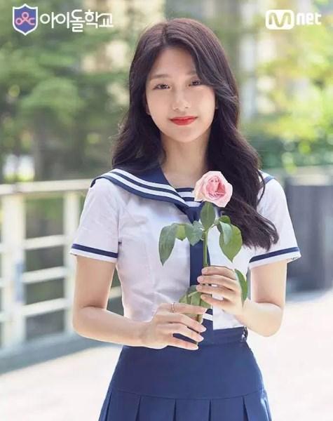 Daftar-41-Peserta-Program-Survival-'Idol-School'-Mnet-White-Lee-Seo-Yeon