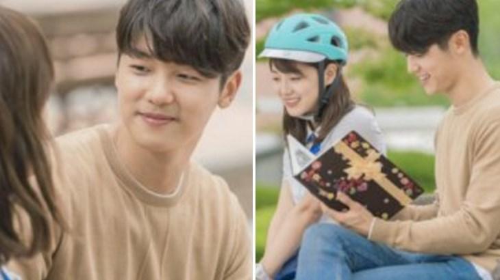 Jadi-Cinta-Pertama-Kim-Sejeong,-Minhyuk-CNBLUE-Muncul-Di-'School-2017'