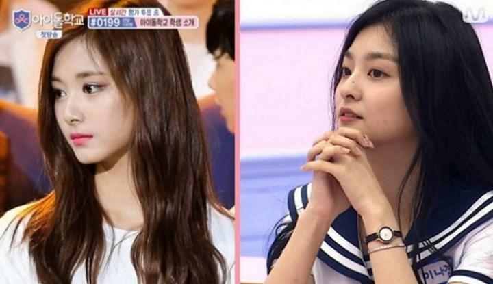 Lee-Na-Kyung-'Idol-School'-Populer-Akibat-Mirip-Tzuyu-Twice