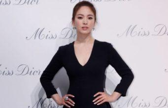 Penampilan-Perdana-Song-Hye-Kyo-Makin-Cantik-Pasca-Umumkan-Pernikahan