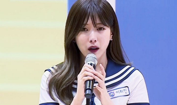 Puncaki-Rangking-'Idol-School',-Lee-Haein-Justru-Banjir-Cibiran