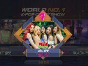 Red-Velvet-Raih-Trofi-Ke-2 'Red-Flavor'-Kalahkan-Black-Pink-Di-'M!Countdown'