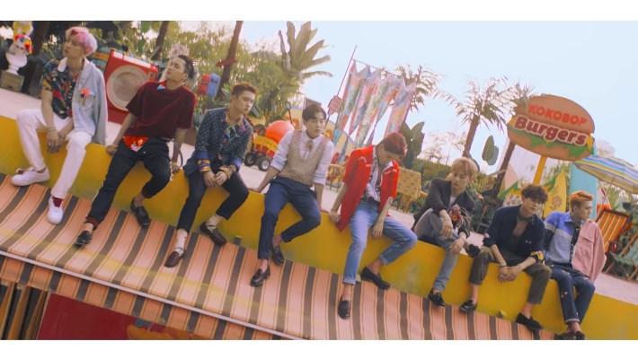 Teaser-Lagu-'Kokobop'-Album-'The War'-EXO