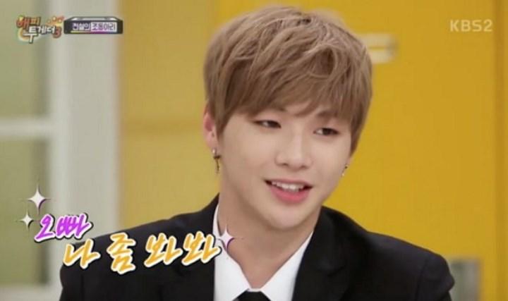 'Happy-Together-3'-Ungkap-Pribadi-Kang-Daniel-Wanna-One-yang-Suka-Wanita-Lebih-Tua