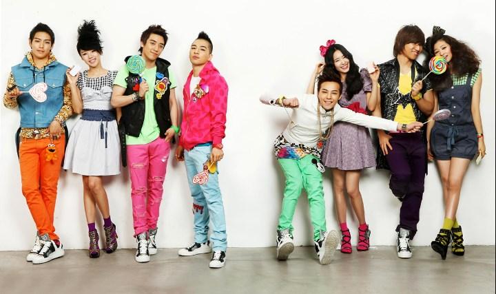 5-Daftar-Lagu-Kpop-Paling-Berpengaruh,-SNSD-dan-Super-Junior-Masuk-List-Big-Bang-2NE1